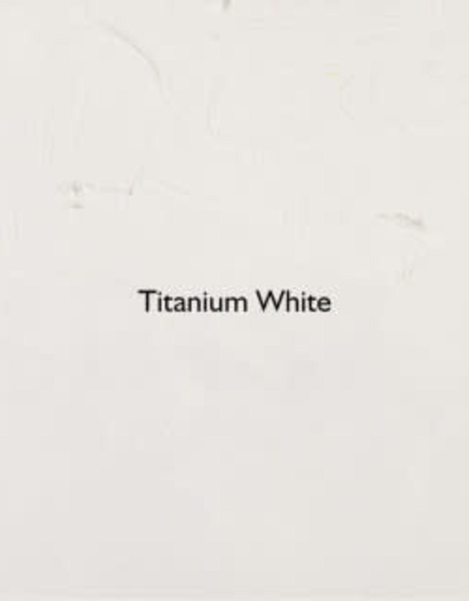 Gamblin Oil Paint, Titanium White, Series 1, Jumbo Tube 150ml