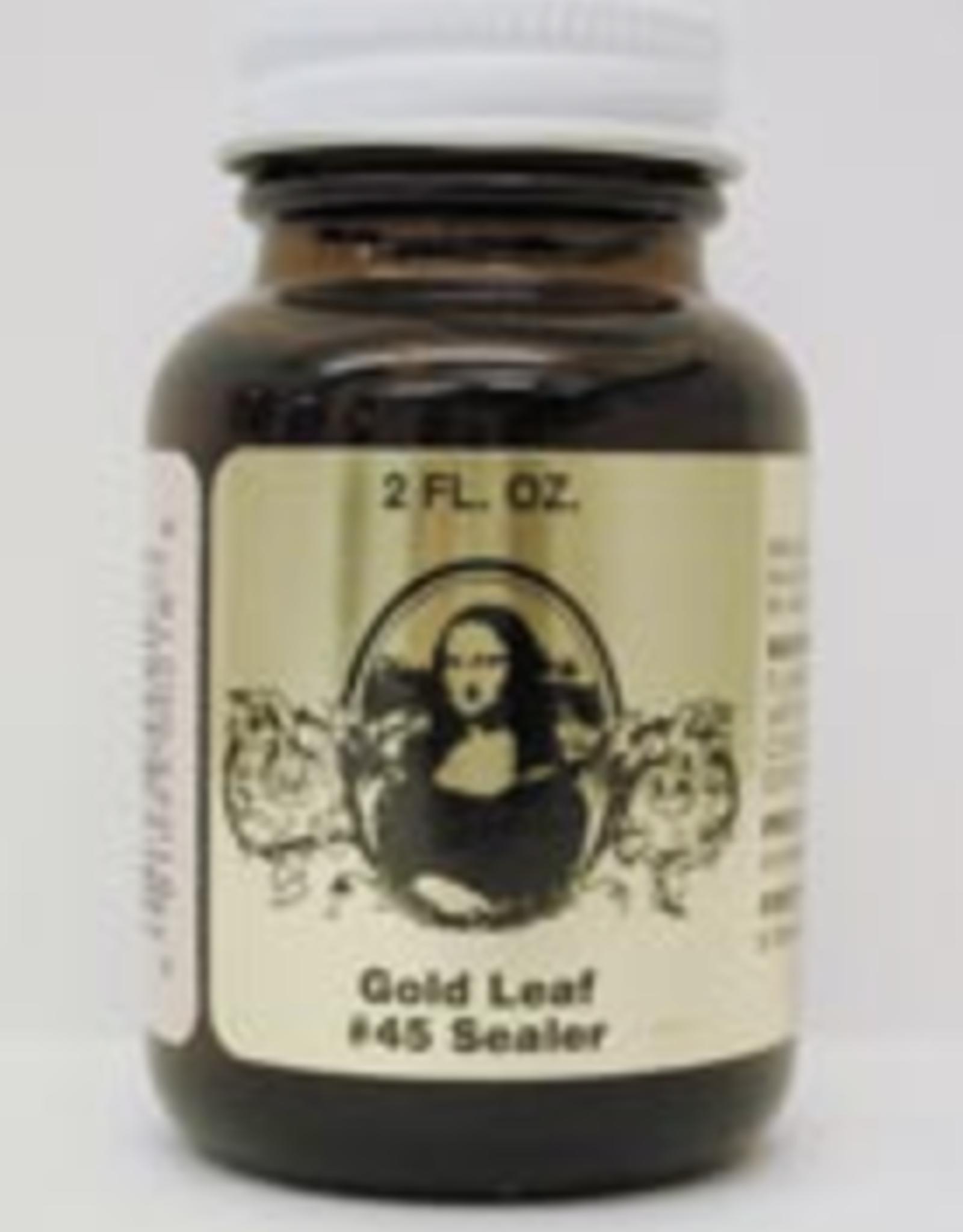 Gold Leaf Sealer, 2oz
