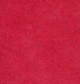"Lokta Bright Red, 20"" x 30"", 55gsm"