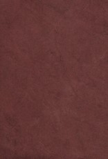"Lokta Red Brown, 20"" x 30"", 55gsm"