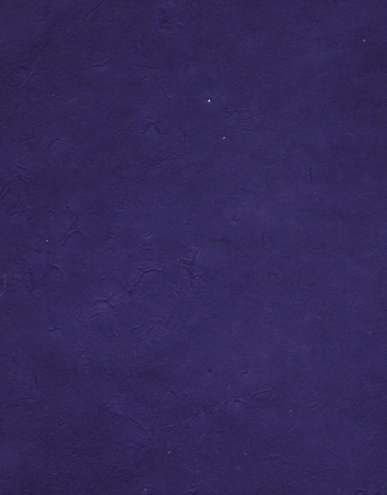 """Lokta Violet, 20"""" x 30"""", 55gsm"""