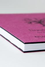 "SMLT Layflat Drawing Sketch Album, White, 5.5"" x 5.5"", 120gsm, 48 Sheets"