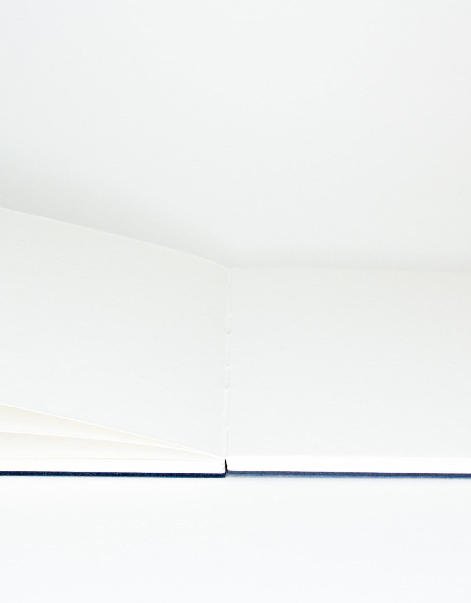 "SMLT Layflat Watercolor Sketch Album, White, 5.5"" x 5.5"", 280gsm, 24 Sheets"