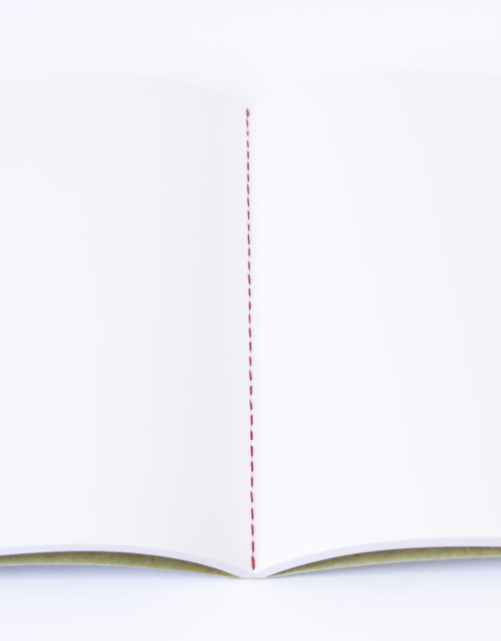 """SMLT Stitched Cream Sketch Book, 9.6"""" x 6.9"""", 80gsm, 36 Sheets"""
