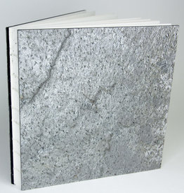 """SMLT Stone Cover, Layflat Sketch Album, Pro Watercolor, 7.5"""" x 7.5"""", 300gsm, 32 Sheets"""