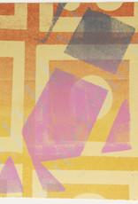 "Ed Funk Art Card, ""untitled"" 5"" x 6.25"", 2013, Print on Paper"