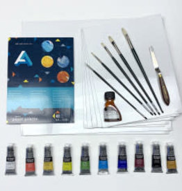 Beginning Painting Kit, Expanded Palette
