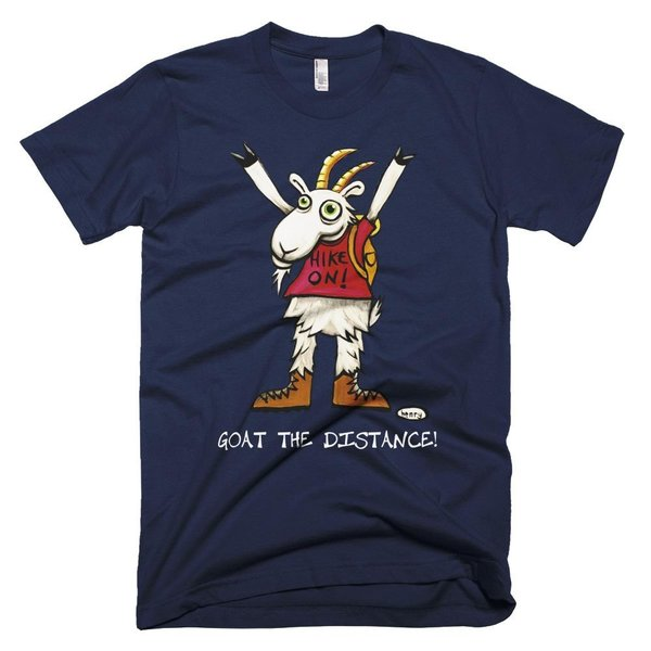 It's a Henry HENRY Goat the Distance T-Shirt