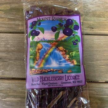 Wild Huckleberry Licorice