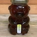 12oz Glass Bear Jar of Honey