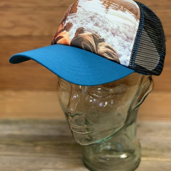 Turtle Fur Picture This Trucker Hat (High Times)