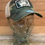 Mt. Rainier Army Camo Trucker