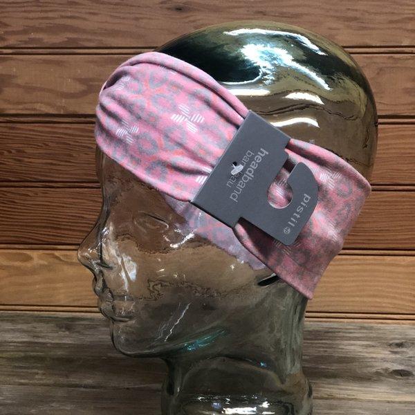 Diaz Headband - Pink