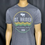 Mount Rainier Clothing and Collectables Mt Rainier Hipster T-Shirt