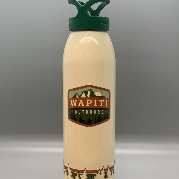 Wapiti Outdoors Wapiti Outdoors 24 Oz Bottle - Cream