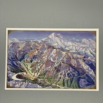 Mount Rainier Clothing and Collectables Post Cards