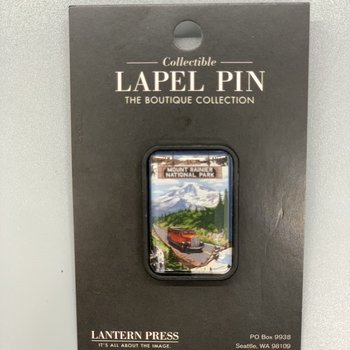 Mount Rainier Clothing and Collectables Mt. Rainier Collectible Pin