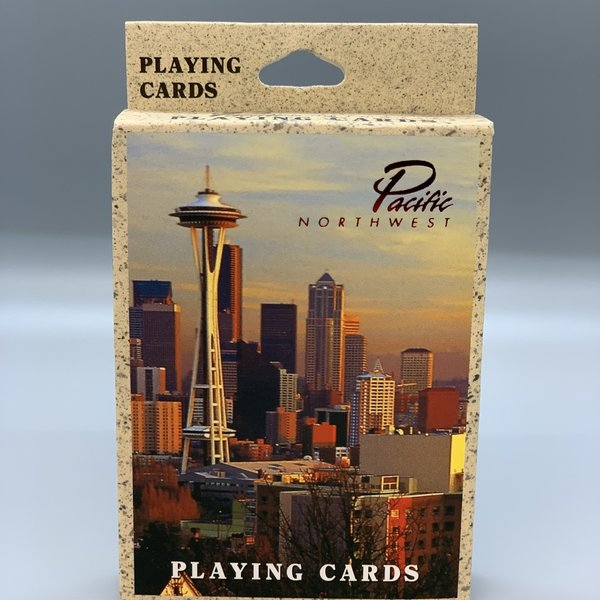 Pacific Northwest Themed Playing Cards