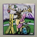 It's a Henry Wapiti Outdoors Henry Sticker