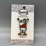 It's a Henry Hike On! Goat Enamel Pin