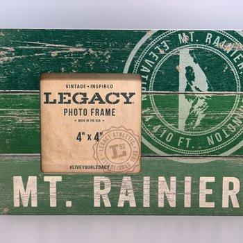 Mt. Rainier Picture Frame