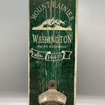 Wooden Mt. Rainier Bottle Opener