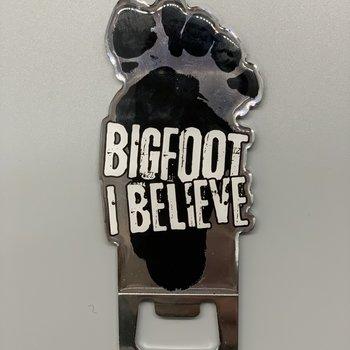 Bigfoot Bottle Opener Magnet