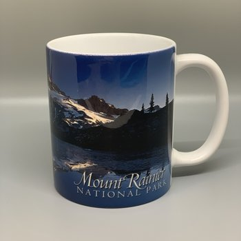 Mount Rainier Clothing and Collectables Mount Rainier Coffee Mug