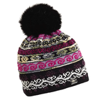 Turtle Fur hrh lady fairisle beanie