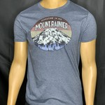 Mount Rainier Clothing and Collectables Mt Rainier Sunset Heather T-shirt