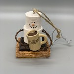 Smores Coffee Mug Ornament