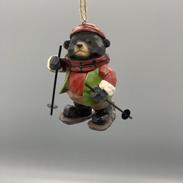 Snowsports Friends Ornament