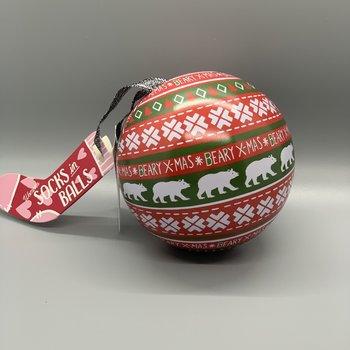 Socks in Ornaments