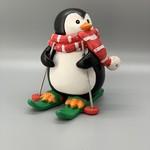 Take Time Penguin Figurines