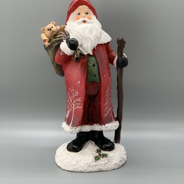 Santa Figurines
