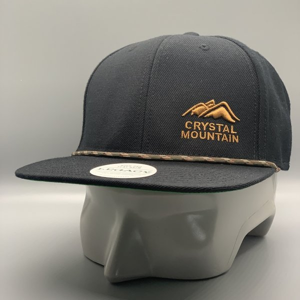 Crystal Mountain Texicon Hat