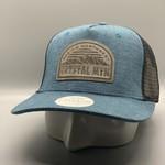 Crystal Mountain Roadie Trucker Hat PNW