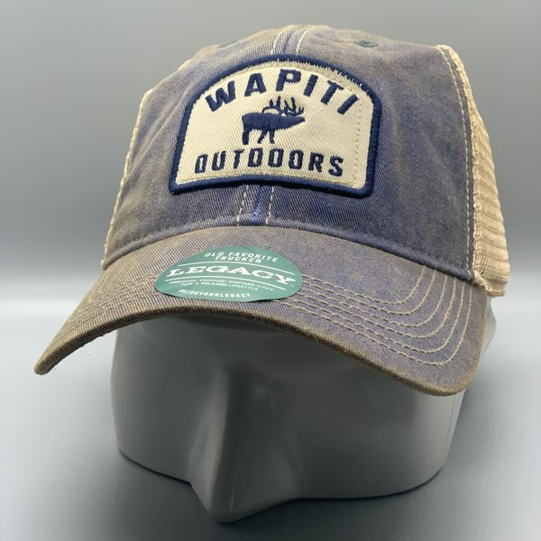 Wapiti Outdoors Elk Trucker