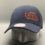 Crystal Mountain Lo-Pro Trucker