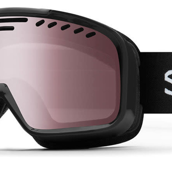 Smith Project Goggles - Black w/ Ignitor Mirror Lens