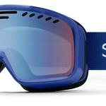 Smith Project Goggles - Klein Blue w/ Blue Sensor Mirror Lens