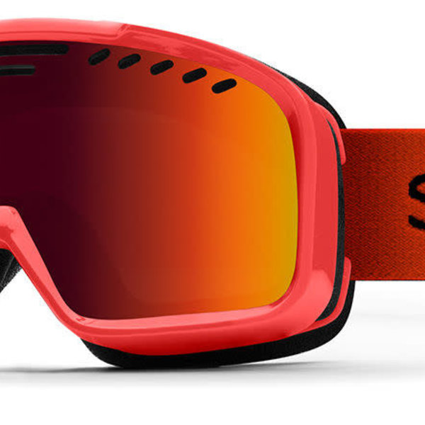 Smith Project Goggles - Rise w/ Red Sol-X Mirror Lens