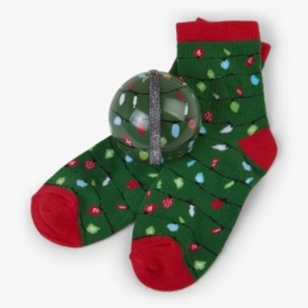 Socks in Ornaments- Kids