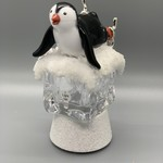 Penguin on Ice Figurine