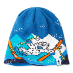 Smartwool Kid's YO Yetti Hat- SM Apline Blue