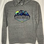 Crystal Mountain Clothing and Collectables Crystal Mountain Youth Hooded Tee