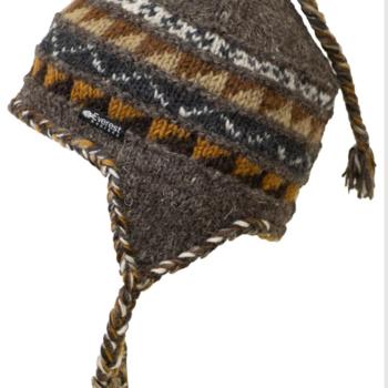 Sherpa Earflap Hat