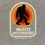 Wapiti Outdoors Youth Wapiti Outdoors Big Foot Tee