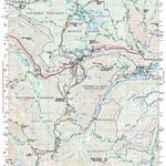 Green Trails Map No 303 (White Pass, WA)