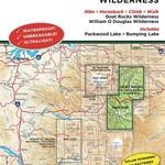 Green Trails Map No 303S (Goat Rocks William O Douglas Wilderness)